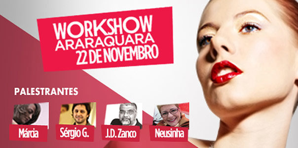 Ga.ma Italy no Workshow Araraquara - Blog Danny Cosméticos