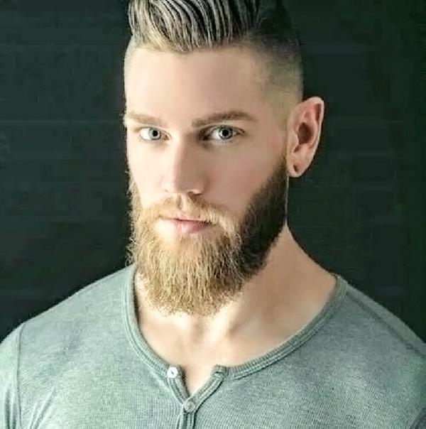 Tendências Em Barbas E Cortes Masculinos Danny Cosméticos
