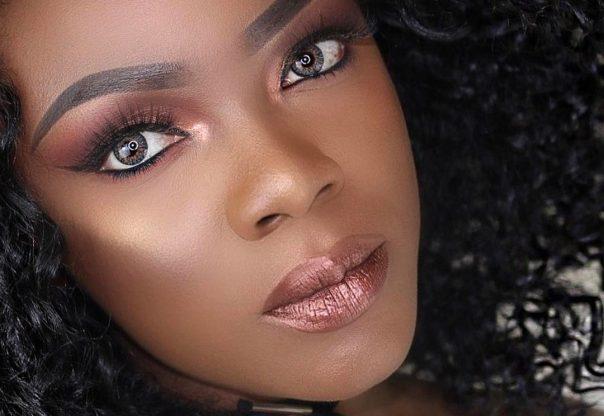 Catharine Hill: maquiagem para pele negra! - Curso Danny Cosméticos