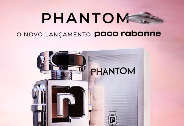 Phantom é a nova fragrância de Paco Rabanne para homens modernos e conectados - Blog Danny Cosméticos